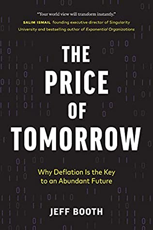 The Price of Tomorrow by Jeff Booth